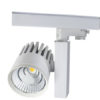 20w 30w 40w 50w dimmable Cree COB led track lights