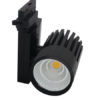 20w 30w 40w 50w dimmable Cree COB led track lights1