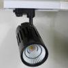 20w 30w 40w 50w dimmable Cree COB led track lights1