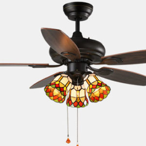 42' decoration light weight Classical ceiling fans lights