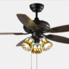42' decoration light weight Classical ceiling fans lights1