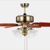 48 inch decorative design Luxurious ceiling fans lamp1