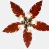 48 inch decorative design Luxurious ceiling fans lamp2