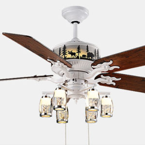 52 inch electrical decorative ceiling fan pull chain ceiling fan