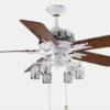 52 inch electrical decorative ceiling fan pull chain ceiling fan1
