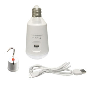 7W Multi-functional LED bulb LED Night Light USB rechargeable Bulb