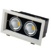Adjust LED grille light AR111 Fixture