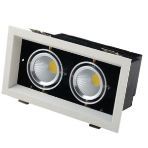 Adjust LED grille light AR111 Fixture