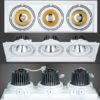 Adjust LED grille light AR111 Fixture1