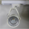 Aluminium housing dimmable led track light spot lights