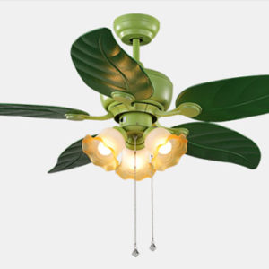 Best ceiling fans with remote control and led European ceiling fans Lamp