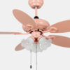 Decorative led ceiling fans for kids with remote control and popular pull lights1