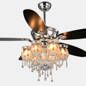 Home appliances modern factory ceiling fan Lights