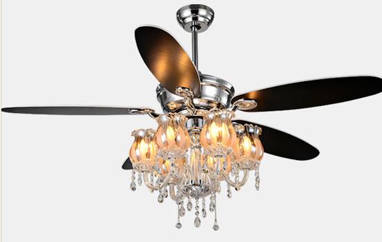 Home appliances modern factory ceiling fan Lights