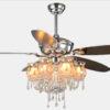 Home appliances modern factory ceiling fan Lights1