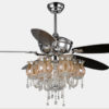 Home appliances modern factory ceiling fan Lights2