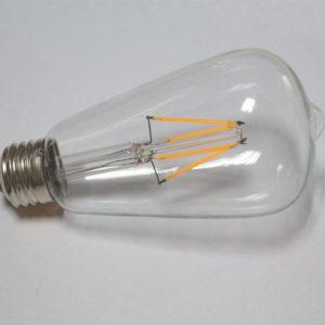 Home decoration LED filament bulb