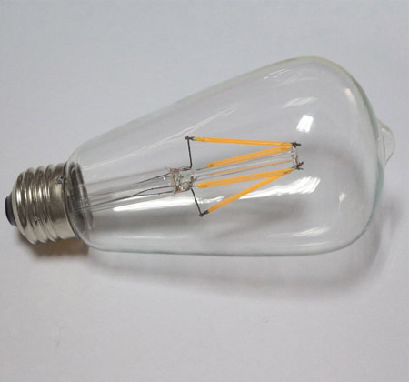 Home decoration LED filament bulb