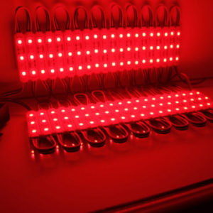IP65 Waterproof SMD 5050 Samsung chipset RGB led modules with lens