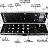 LG-1280-7P LG-1280-13P tester for led lamp,led light testing case,led lighting show case1
