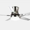 Simple eiling fan Single lamp ceiling fans