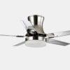 Simple eiling fan Single lamp ceiling fans1
