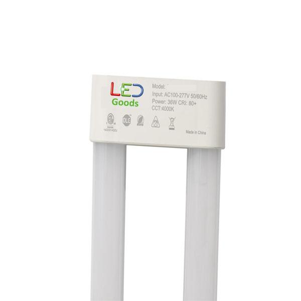 T8 led LED 2' Utility Shop Light sling rope mounted LED working lights