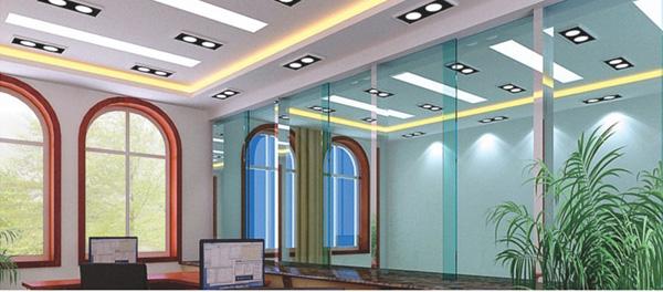application of Adjust LED grille light AR111 Fixture