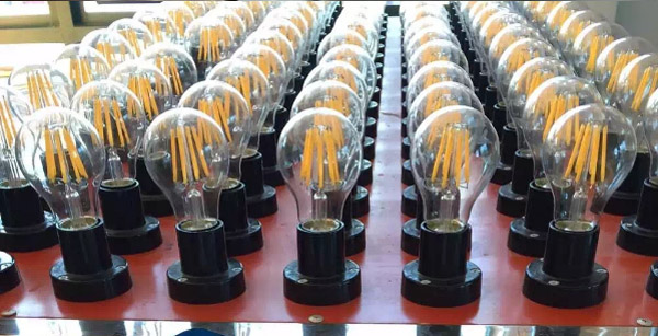 detail of Home decoration LED filament bulb4