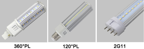 diverse view of G23 GX23 G24 E27 LED Plug Lamp LED plug lights