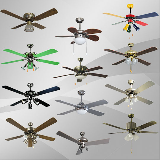 more picture of High quality multi-function decorative elegant style led ceiling fans1