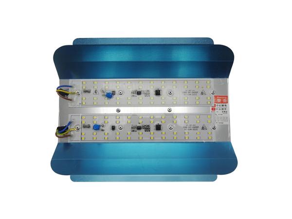 LED Iodine Tungsten Lamp 50W LED Flood Light Building Site 220V High Light