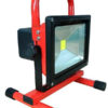 red-color-Rechargeable-LED-Flood-Light
