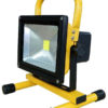 yellow-color-Rechargeable-LED-Flood-Light