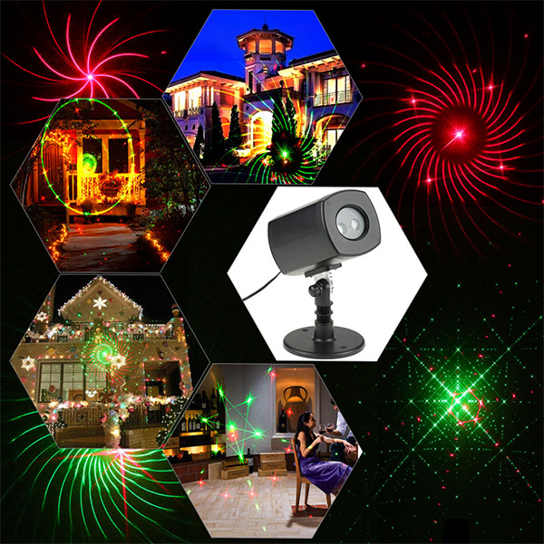application-of-Outdoor-lawn-light-Projector-IP65-Waterproof-Home-Party-Decoration