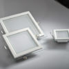 6W-12W-18W-Square-Glass-LED-Panel-Lights2-600x476
