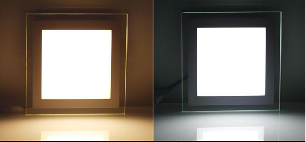 color-temperature-of-6W-12W-18W-Square-Glass-LED-Panel-Lights